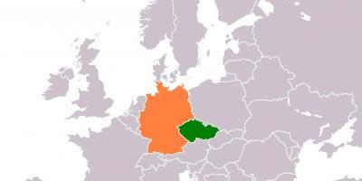dou avrupa trkiyeharitas almanya ek cumhuriyeti almanya harita ve ekoslovakya